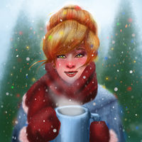 It's Beginning To Look a Lot Like Kate Marsh by stevenf