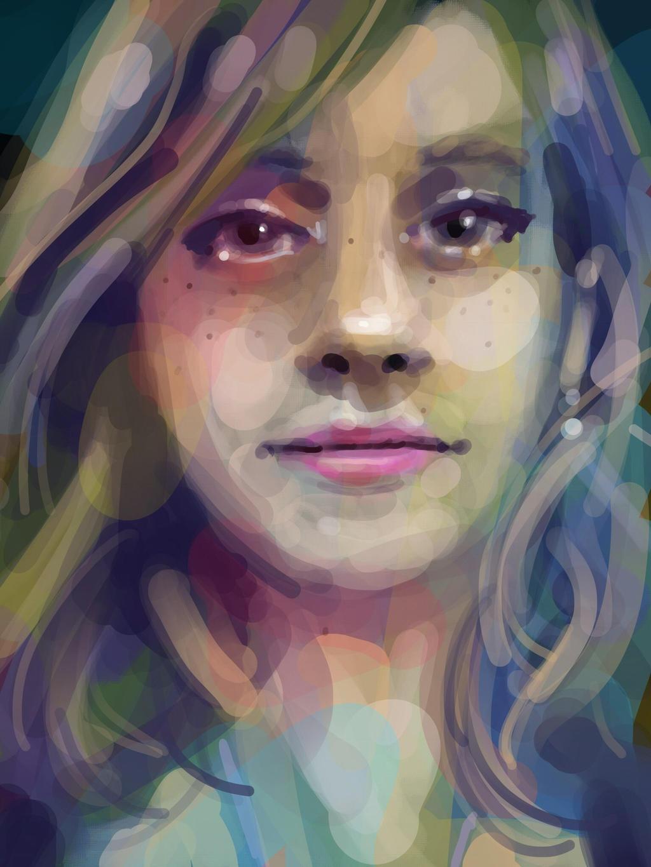 Portrait 28 by stevenf