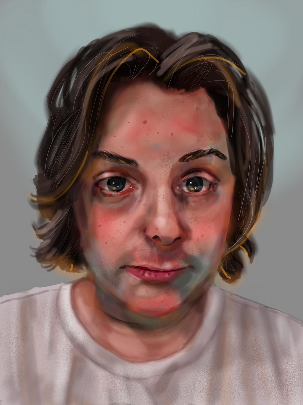 Portrait 37 by stevenf