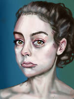 Portrait 40 by stevenf