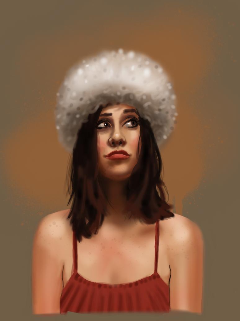 Portrait 43 by stevenf