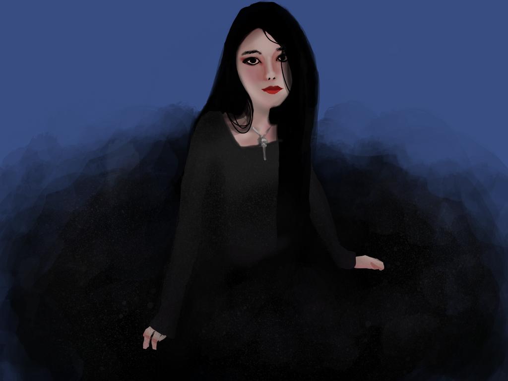 Portrait 45 by stevenf