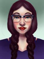 Portrait 46 by stevenf