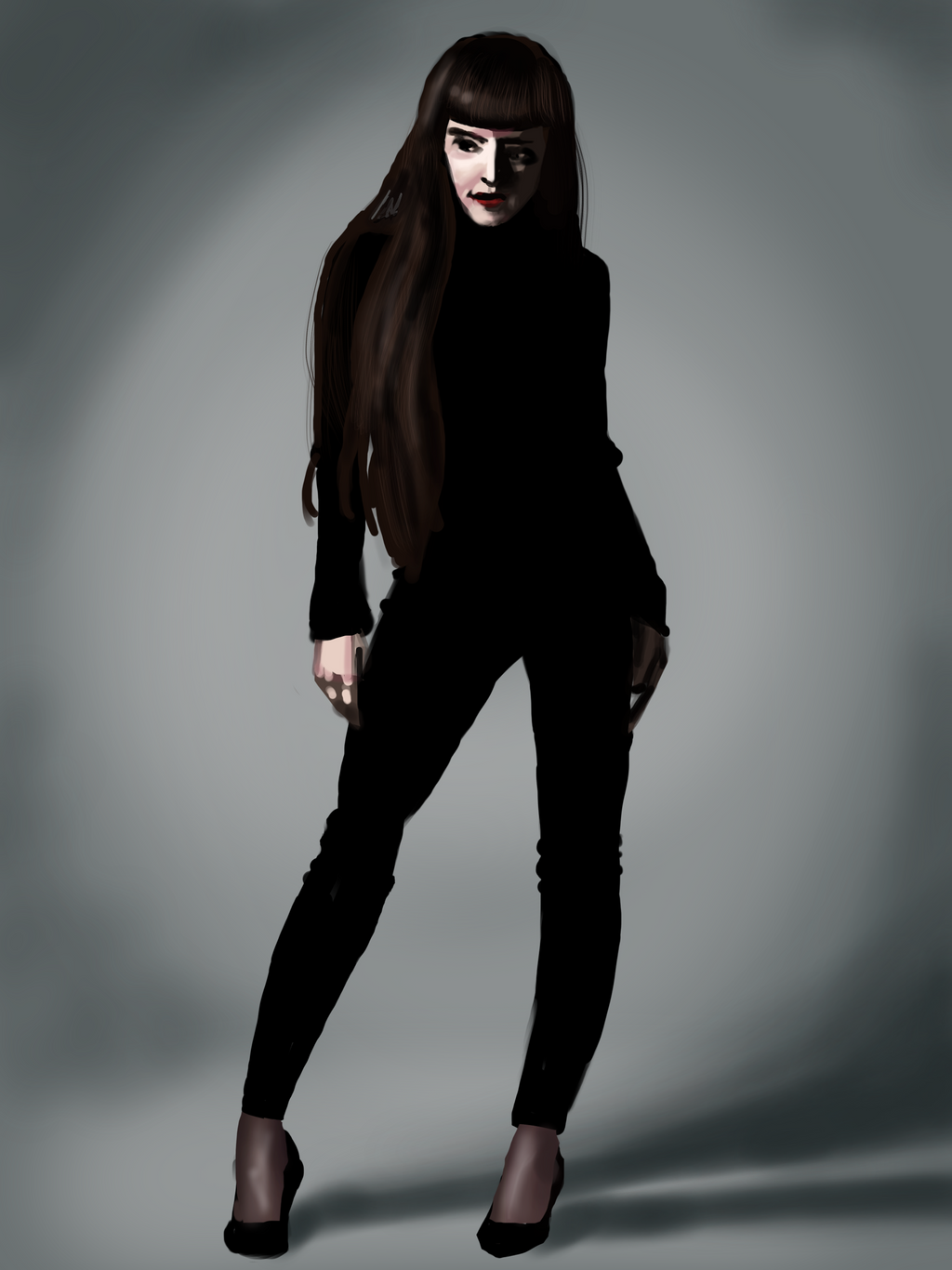 Portrait 49 by stevenf