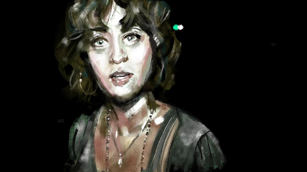 Marlena Diamond (Lizzy Caplan), Cloverfield by stevenf