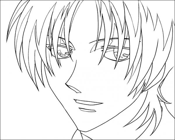 Excellent Fruits Basket Manga Coloring Pages Photos - Example Resume ...