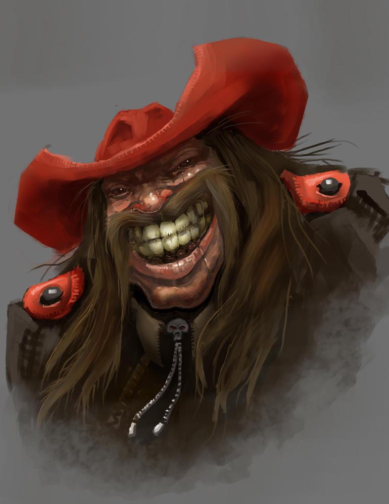 Shady Ranger by bradystanton