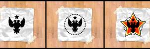 Logo: Royal-Crime Eagle