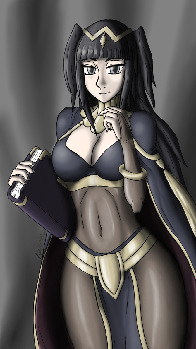 Tharja by Artman-eyt