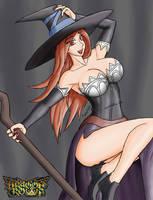 Sorceress by Artman-eyt