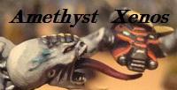 Amethyst Xenos Banner