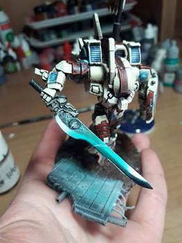 Tau Farsight Samurai