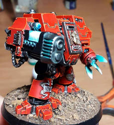 Blood Angels Ironclad Dreadnought