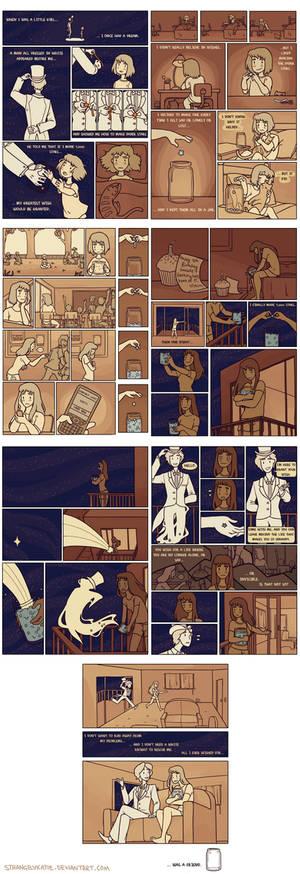 Counting Stars - Full Comic