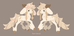 [YENOMI] Petit Moon Flatsale - closed