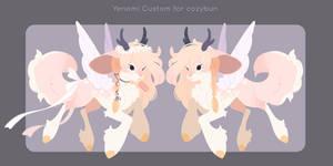 [YENOMI] Custom - cozybun