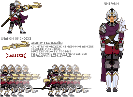 Almirian Regulars by Lord-Vanaduke