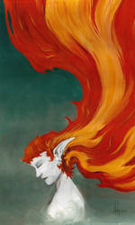 Fire Sign by Arbonox