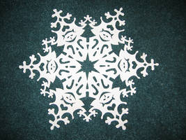 snowflake by Enviee