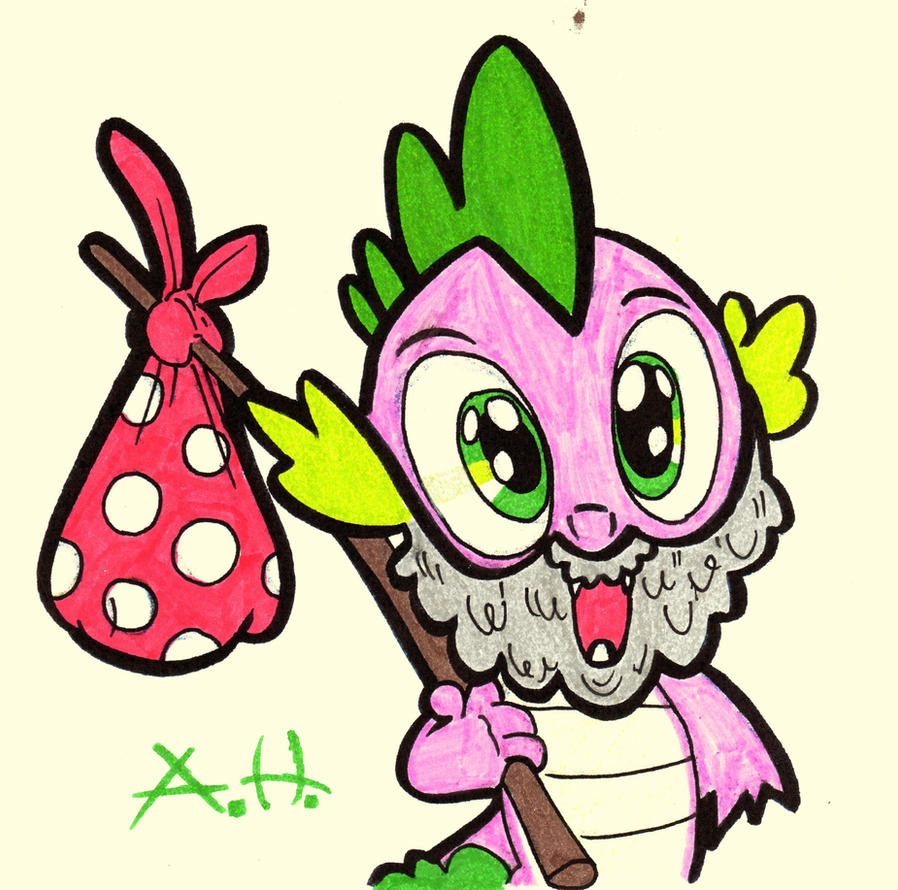 Dragon With Beard Bearded dragon by Stro...