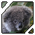 (F2U)Baby Koala Icon by Reggie-the-nerd