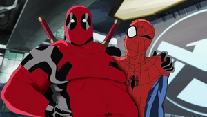 Deadpool x Spider-Man