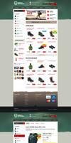 Grunge e-shop