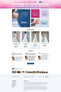 Wedding e-commerce WIP