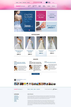 Wedding e-commerce WIP
