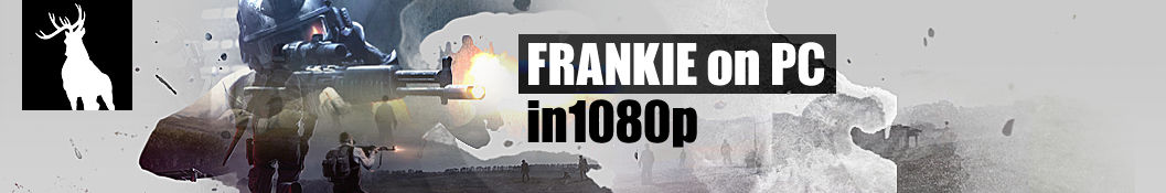 FrankieOnPC youtube one banner competition