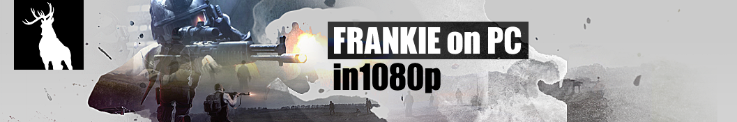 FrankieOnPC youtube one banner competition by lefiath