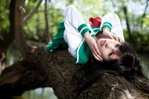 Kagome Higurashi I by MademoiselleLin