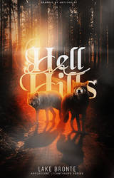 hell on hills // wattpad cover by silverbergs