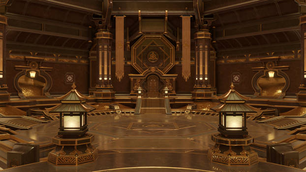 Genshin Impact Golden House Stage DL