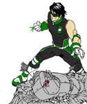 Green Lantern Redesign 2