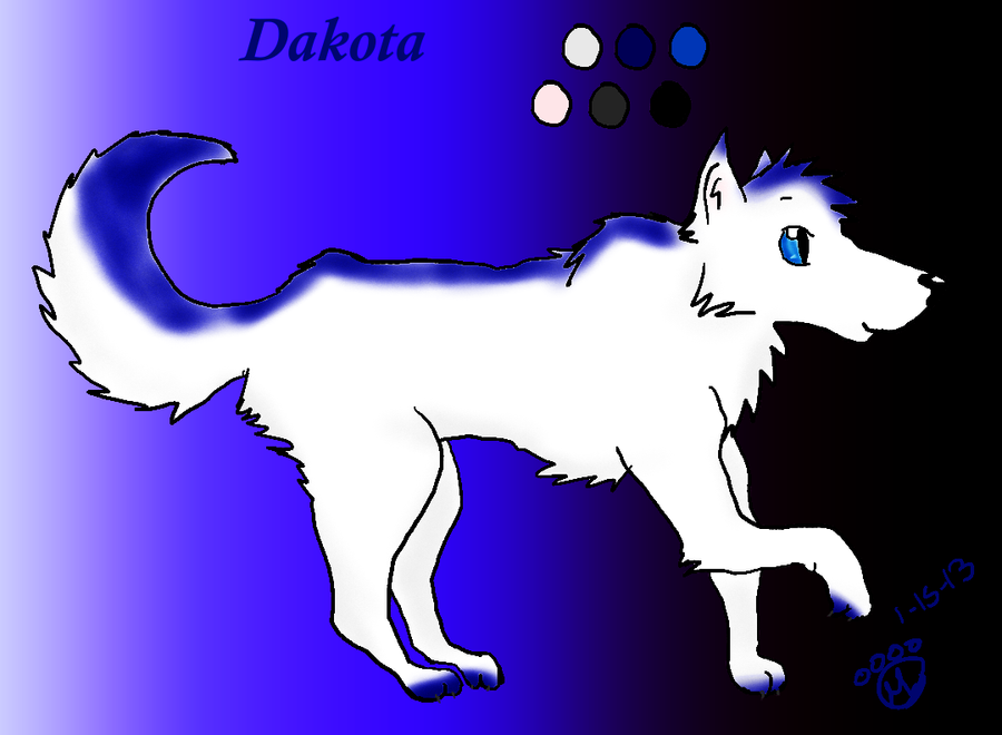 Dakota Reference Sheet by maxst5011