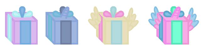Mystery Box Adopt by LightningShine25