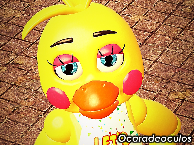 art toy chica wallpaper - photo #29