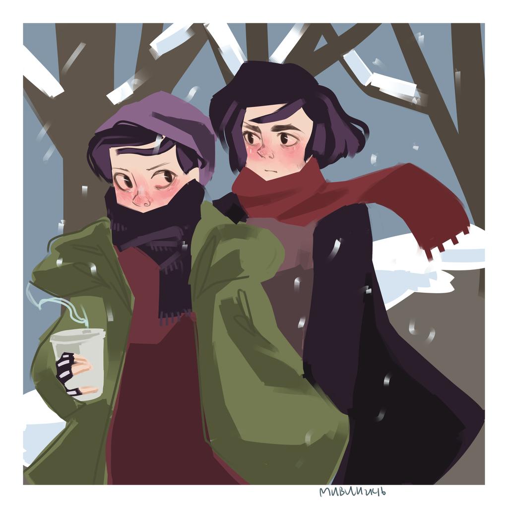 Warm winter by ActionKilljoy