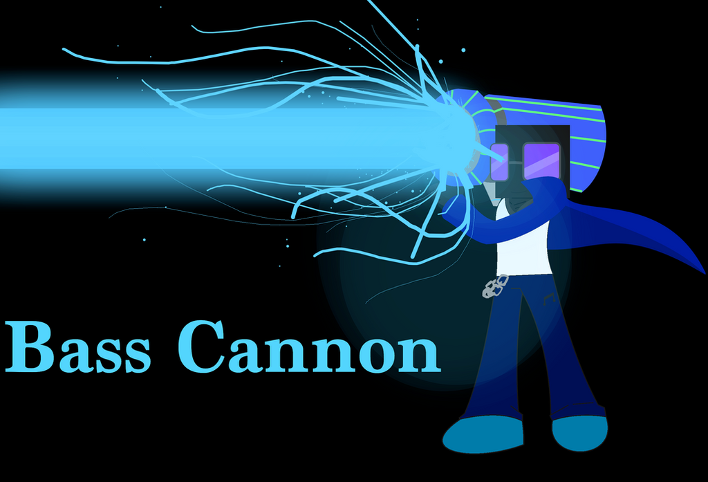 Camerons Bass Cannon Theme by shadethecb