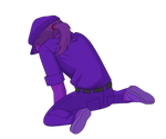 Vector - Vincent/Purple Guy Crying