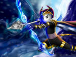 :.:BennAshe, The Frozen Ink Archer Demon:.: by shadethecb