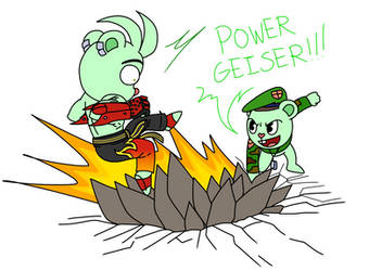 :.:HTF x HTL - Flippy`s First Power Geiser:.: by shadethecb
