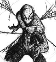 Spider-Man by tamer06706