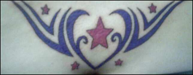 My lower back tat. by Really-Hott-Guy