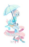 Pearl by vanduobones