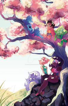 Tree-lax | Steven Universe