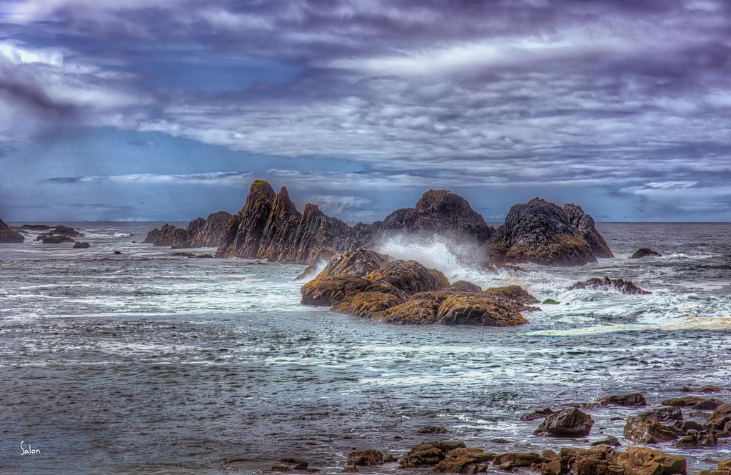 Seal Rock Oregon #2 by cokehead666