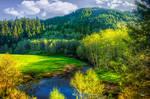 Yachats River Valley