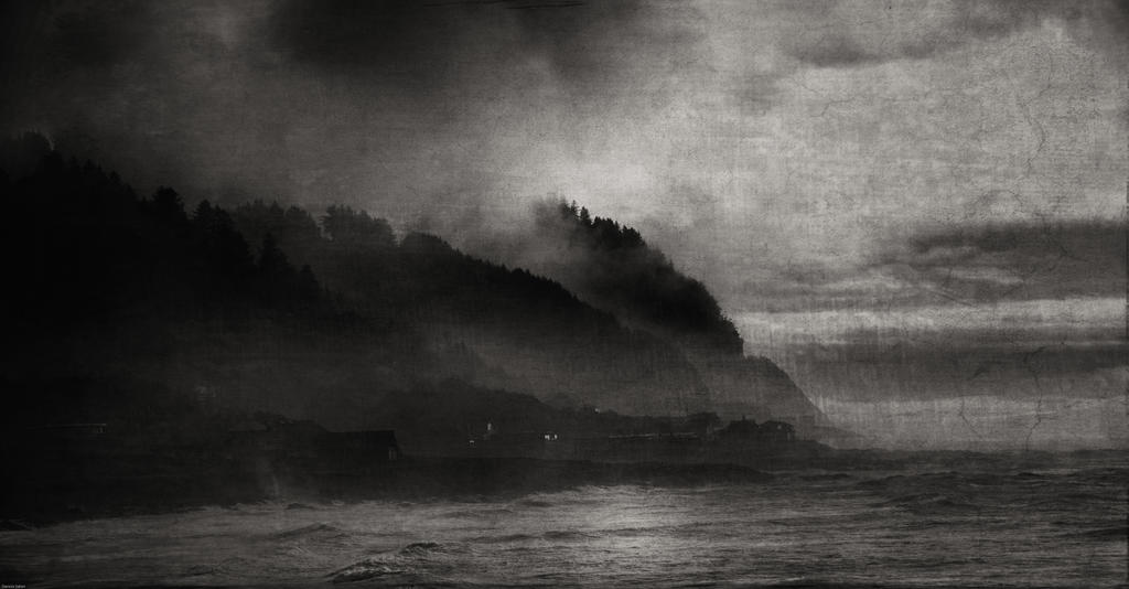 Mist on the Cape by cokehead666